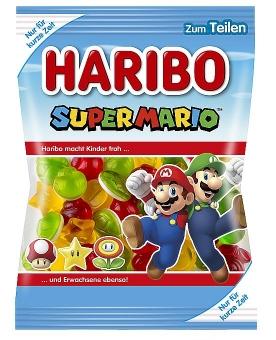 Haribo Super Mario 175 g