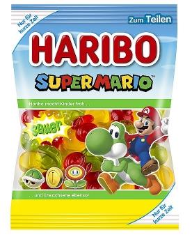 Haribo Super Mario sauer 175 g