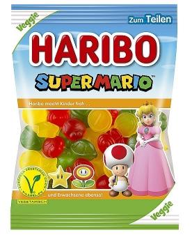 Haribo Super Mario Veggie 175 g