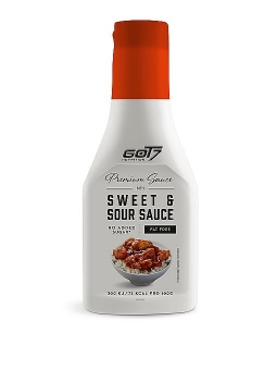 GOT7 Premium Sauce Sweet & Sour Sauce 285 ml