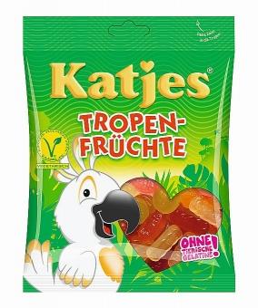 Katjes Tropenfrüchte 200 g