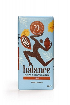 Balance Milk Chocolate 100 g