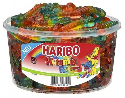 Haribo Wummis Rainbow 1200 g