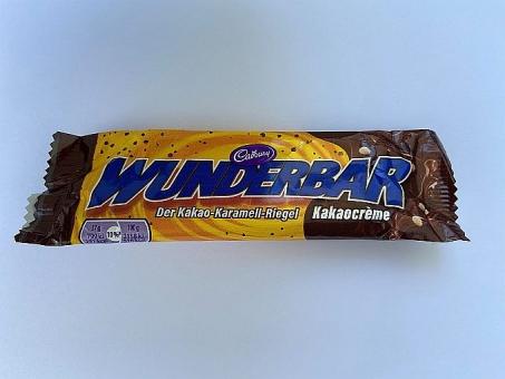 Cadbury Wunderbar Kakaocreme 24 x 48,5 g
