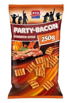 XOX Party-Bacon 250 g
