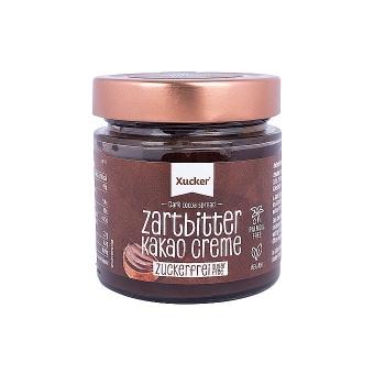 Xucker Zartbitter Kakao-Creme zuckerfrei mit Xylit 200 g