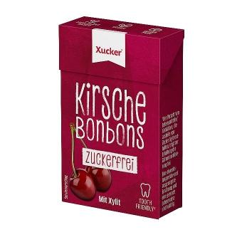 Xucker Bonbons Kirsche 50 g
