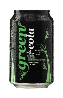 Green Cola 330 ml