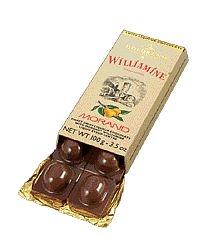 Morand Birnenbrand Goldkenn Schokolade 100 g