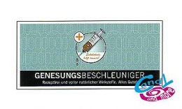 Genesungsbeschleuniger - 100 g Vollmilchschokolade -