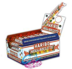 Haribo Mega Roulette 40 Rollen a 45 g