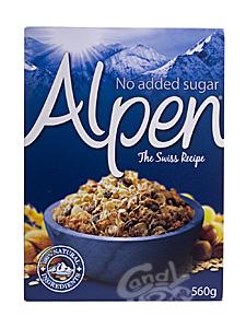 Alpen Müsli No added sugar a 560 g