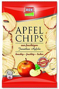 XOX Apfelchips Jonathan Apfel 40 g