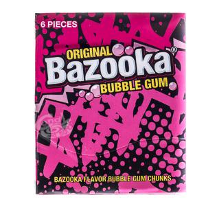 Bazooka Original Bubble Gum 33 g