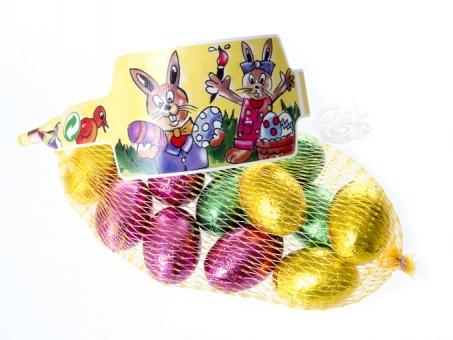 Easter Mini-Eggs in Net 90 g