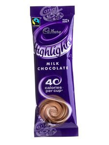Cadbury Highlights Milk Chocolate 11 g