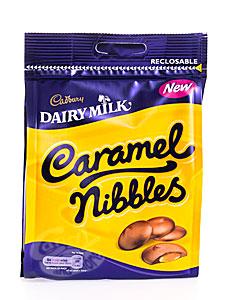 Cadbury Caramel Nibbles 95 g