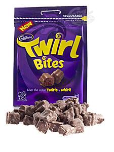 Cadbury Twirl Bites 95 g