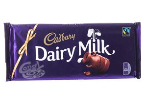 Cadbury Dairy Milk Chocolate 360 g
