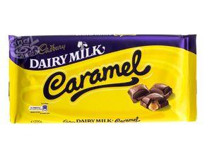Cadbury Caramel Schokolade 200 g