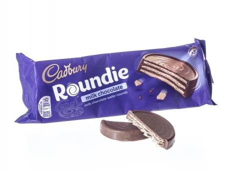 Cadbury Roundie Milk Chocolate 150 g