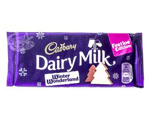 Cadbury Dairy Milk Winter Edition 100 g