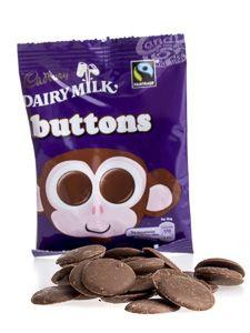 Cadbury Buttons 30 g