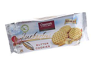 Butter Cookies zuckerfrei von Coppenrath 200 g