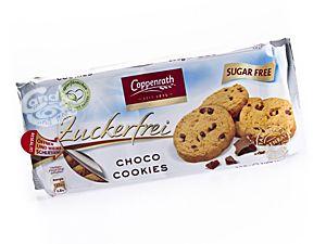 Choco Cookies zuckerfrei von Coppenrath 200 g