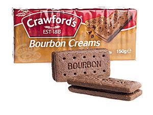 Crawford Bourbon Creams a 150 g