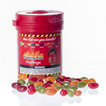 Bean Boozled Flaming Five Dose 99 g