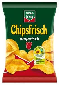 funny-frisch Chipsfrisch ungarisch 30 x 30 g