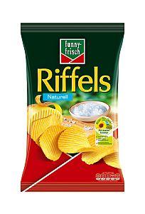 funny-frisch Riffels Naturell 150 g