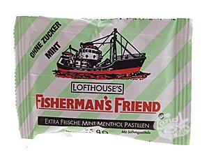 Fisherman`s Friend ohne Zucker Mint 25 g