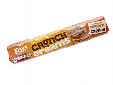 Foxs Crunch Creams Golden 230 g