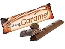 Galaxy Caramel a 48 g