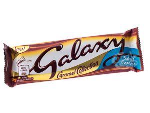Galaxy Salted Caramel 48 g