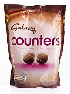 Galaxy Counters 122 g