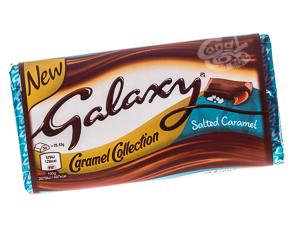 Galaxy Salted Caramel Schokolade 135 g
