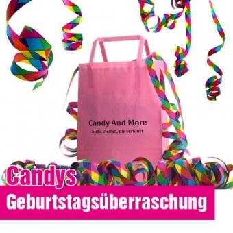 Candys Geburtstagsüberraschung