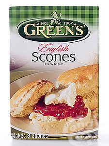 Green's Classic Scones 280 g