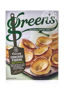 Green's Crispy Yorkshire Pudding 125 g