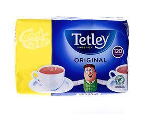 Tetley 120 Teebeutel a 375 g