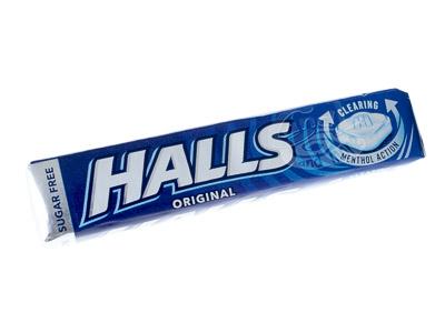 Halls Menthol original zuckerfrei 32 g