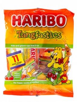 Haribo Tangfastics Mini Bags 176 g