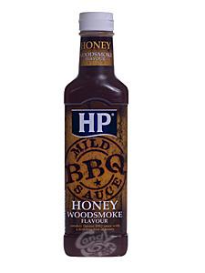 HP BBQ Sauce Honey 465 g