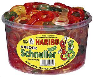 Haribo Kinder Schnuller 1200 g