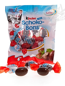 Ferrero Kinder Schoko-Bons 125 g