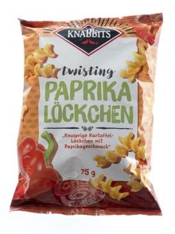 Paprika Löckchen von Mr. Knabbits 75 g