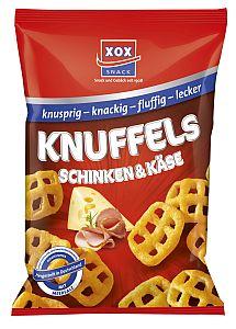 XOX Knuffels Schinken & Käse 75 g